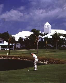 Grand Cayman Hyatt Regency Hotel Britannia Golf Course